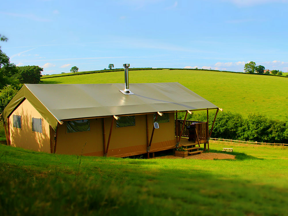 Glamping Accommodation