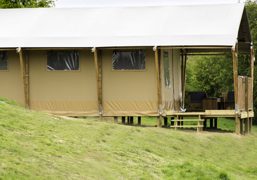 Woodpecker Safari Tent Glamping
